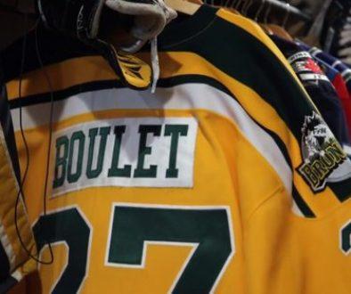 Logan Boulet Jersey #27